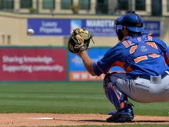 Mets Recall Anthony Recker, Option Kevin Plawecki To Triple-A