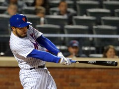 D'Arnaud Expected To Return From DL Next Week