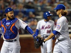 D'Arnaud Progressing Well, Could Be Activated For Pirates Series