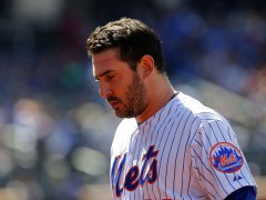 Matt Harvey Was Sick, But Wanted To Make His Start