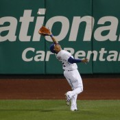 Juan Lagares Makes His Most Spectacular Catch Yet