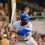 The Mets' First African-American All-Star: Cleon Jones