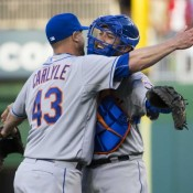 Both Buddy Carlyle and Jeurys Familia Impress In Season Debuts