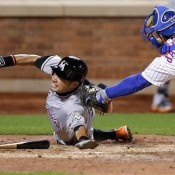 D'Arnaud Says Umps Got Challenge Right… He's Wrong…