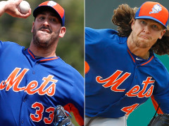 Collins Believes Mets Rotation Will Soon Be The Talk Of Baseball