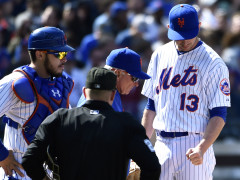 Mets Injury Update: Blevins Not Close To Return, Carlyle Done For Season