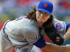 Pitching Analysis of Jacob deGrom vs Baltimore Orioles