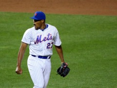 Familia Leads Majors With 11 Saves