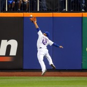 Lagares Receives His Gold Glove, Then Begins Working On Another