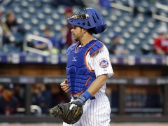 Kevin Plawecki Out With Dizziness Again