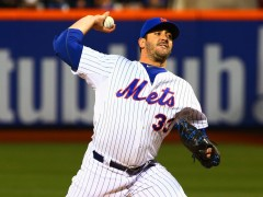 Matt Harvey Could Make Mets History With A Win