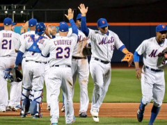 MMO Game Recap: Mets 4, Marlins 1 (Six In A Row!!!)