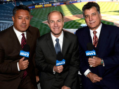 SNY Announces Spring Training Broadcast Schedule