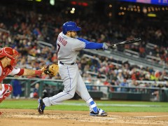 D'Arnaud and Herrera Collect Hits, Both Expected Back Wednesday