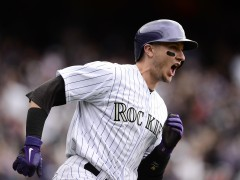 Tulowitzki Leaves Game With Quad Strain, Rockies GM Blasts Trade Talk Rumors