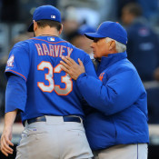 Harvey Cites Extra Rest For Mediocre Performance Against Phillies