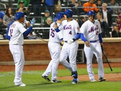 MMO Game Recap: Mets 7, Marlins 5 (Five In A Row!!!)