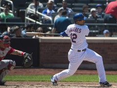 Lagares Is Back And Not A Moment Too Soon