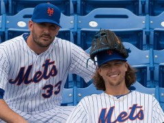 Time for Harvey and deGrom to Take Charge