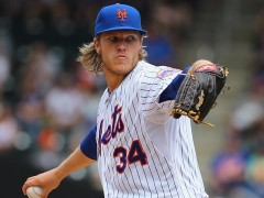 Syndergaard Glad Gomez Is Okay, Has No Desire To Go Back To Minors