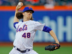 DeGrom Rediscovered Himself In Last Start