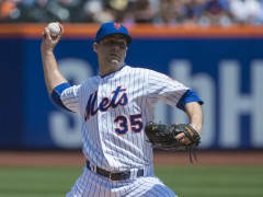 Mets Promote Tim Stauffer Over Dillon Gee