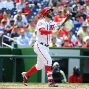 """Bryce Harper Says Nationals Are """"Still"""" The Team To Beat"""