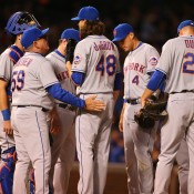 Collins Hoping deGrom Can Fight Through Struggles