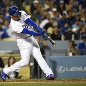 Dodgers Looking To Move Infielder For Starting Pitcher