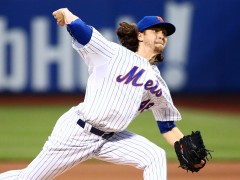 DeGrom Tosses Another Gem