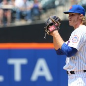 Breaking Down Noah Syndergaard vs Philadelphia Phillies