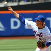 Gee Slated For One More Rehab Start, Syndergaard Gets Another Turn In Rotation