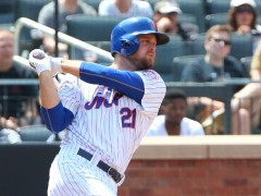 Lucas Duda Keeps Getting Better, Has 1.207 OPS Against LHP