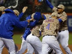 Takeaways From Mets First Walk-off Win