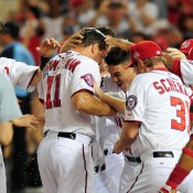 Nats Pull Into First-Place Tie With Mets, Sandy Says No Trades Coming
