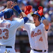 Wilmer Flores Leads All Shortstops With Seven Home Runs