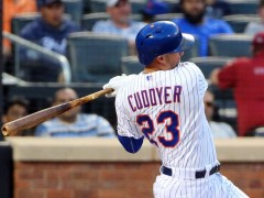 Why Didn't Mets DL Cuddyer When His Knee First Swelled Up?