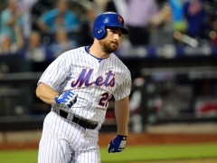 Daniel Murphy Takes The Hit For Mets Loss