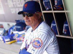 Terry Collins Enjoying Life In The Fast Lane