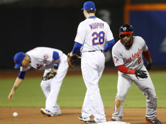 Can Mets Afford To Keep Playing Flores At Shortstop?