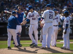 Trending Up and Down: Familia, Lagares Doing It All For Mets