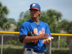 MMO Top 30 Prospects: No. 9 Marcos Molina, RHP