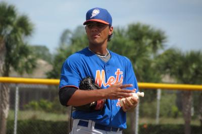Marcos Molina (Photo: Bryan Green)