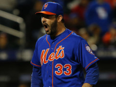 Harvey Embraces His Role As Stopper