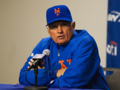 """Terry Collins Apologizes To  Jay Horwitz For Being """"Unprofessional"""""""