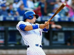 Darrell Ceciliani Having Fun, Making The Most Of His Opportunity