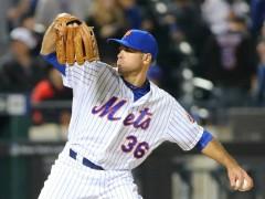LHP Sean Gilmartin Will Start For Mets On Thursday