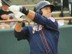 Conforto Blast Lifts B-Mets Past Trenton