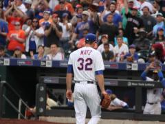 Steven Matz Electrifying In Historic MLB Debut