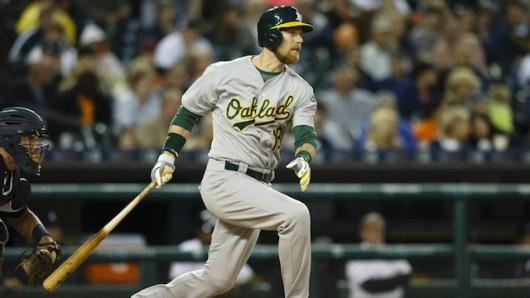 Infielder-Ben-Zobrist-Oakland-Athletics_Rick-Osentoski-USA-TODAY-Sports